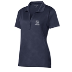 HS501/LST630<br>Womens - Embossed PosiCharge Tough Polo