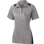 HS502/LST665<br>Womens - Heather Colorblock Contender Polo