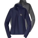 HS507/LST850<br>Womens - Sport-Wick Stretch 1/2 Zip