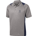 HS402/ST665<br>Mens - Heather Colorblock Contender Polo
